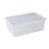 Cutie depozitare plastic Carrefour – Oferta online